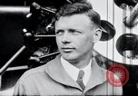 Image of Charles Lindbergh New York United States USA, 1927, second 22 stock footage video 65675031329