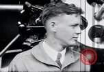 Image of Charles Lindbergh New York United States USA, 1927, second 23 stock footage video 65675031329
