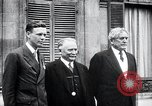 Image of Charles Lindbergh Paris France, 1927, second 4 stock footage video 65675031336