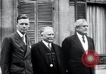 Image of Charles Lindbergh Paris France, 1927, second 7 stock footage video 65675031336