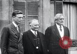 Image of Charles Lindbergh Paris France, 1927, second 12 stock footage video 65675031336