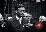 Image of Charles Lindbergh Paris France, 1927, second 13 stock footage video 65675031336