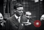 Image of Charles Lindbergh Paris France, 1927, second 14 stock footage video 65675031336