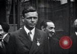 Image of Charles Lindbergh Paris France, 1927, second 19 stock footage video 65675031336