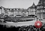 Image of Charles Lindbergh Paris France, 1927, second 8 stock footage video 65675031337