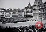Image of Charles Lindbergh Paris France, 1927, second 9 stock footage video 65675031337