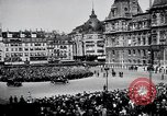 Image of Charles Lindbergh Paris France, 1927, second 10 stock footage video 65675031337