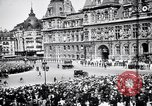 Image of Charles Lindbergh Paris France, 1927, second 18 stock footage video 65675031337