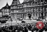 Image of Charles Lindbergh Paris France, 1927, second 19 stock footage video 65675031337