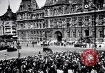 Image of Charles Lindbergh Paris France, 1927, second 20 stock footage video 65675031337
