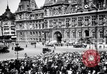 Image of Charles Lindbergh Paris France, 1927, second 21 stock footage video 65675031337