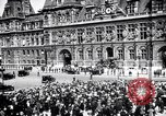 Image of Charles Lindbergh Paris France, 1927, second 24 stock footage video 65675031337
