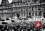 Image of Charles Lindbergh Paris France, 1927, second 25 stock footage video 65675031337