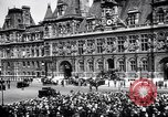 Image of Charles Lindbergh Paris France, 1927, second 28 stock footage video 65675031337