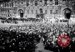 Image of Charles Lindbergh Paris France, 1927, second 47 stock footage video 65675031337