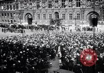 Image of Charles Lindbergh Paris France, 1927, second 51 stock footage video 65675031337