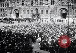 Image of Charles Lindbergh Paris France, 1927, second 53 stock footage video 65675031337