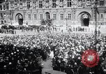 Image of Charles Lindbergh Paris France, 1927, second 54 stock footage video 65675031337