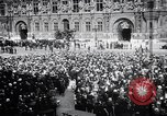 Image of Charles Lindbergh Paris France, 1927, second 55 stock footage video 65675031337