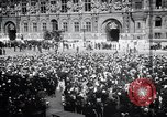 Image of Charles Lindbergh Paris France, 1927, second 56 stock footage video 65675031337
