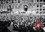Image of Charles Lindbergh Paris France, 1927, second 58 stock footage video 65675031337