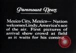 Image of Charles Lindbergh Mexico City Mexico, 1927, second 21 stock footage video 65675031339