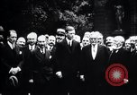 Image of Charles Lindbergh Paris France, 1928, second 40 stock footage video 65675031356