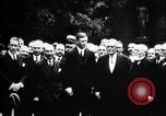 Image of Charles Lindbergh Paris France, 1928, second 41 stock footage video 65675031356