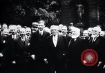 Image of Charles Lindbergh Paris France, 1928, second 44 stock footage video 65675031356