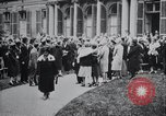 Image of Charles Lindbergh Paris France, 1928, second 52 stock footage video 65675031356