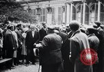 Image of Charles Lindbergh Paris France, 1928, second 59 stock footage video 65675031356