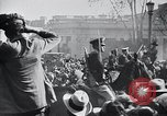 Image of Charles Lindbergh Mexico City Mexico, 1928, second 57 stock footage video 65675031377