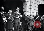 Image of Charles Lindbergh Mexico City Mexico, 1928, second 18 stock footage video 65675031380
