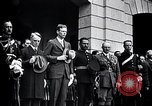 Image of Charles Lindbergh Mexico City Mexico, 1928, second 20 stock footage video 65675031380