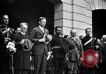 Image of Charles Lindbergh Mexico City Mexico, 1928, second 22 stock footage video 65675031380