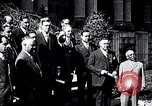 Image of Charles Lindbergh Mexico City Mexico, 1928, second 28 stock footage video 65675031383