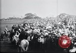 Image of Charles Lindbergh San Jose Costa Rica, 1928, second 10 stock footage video 65675031387