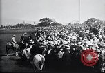 Image of Charles Lindbergh San Jose Costa Rica, 1928, second 11 stock footage video 65675031387