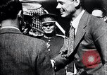 Image of Charles Lindbergh San Jose Costa Rica, 1928, second 25 stock footage video 65675031387