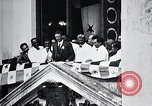 Image of Charles Lindbergh at Canal Zone Panama City Panama, 1928, second 11 stock footage video 65675031388