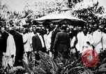 Image of Charles Lindbergh at Canal Zone Panama City Panama, 1928, second 33 stock footage video 65675031388