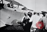 Image of Charles Lindbergh at Canal Zone Panama City Panama, 1928, second 46 stock footage video 65675031388