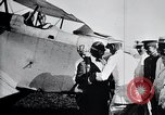 Image of Charles Lindbergh at Canal Zone Panama City Panama, 1928, second 47 stock footage video 65675031388