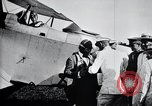 Image of Charles Lindbergh at Canal Zone Panama City Panama, 1928, second 48 stock footage video 65675031388