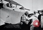 Image of Charles Lindbergh at Canal Zone Panama City Panama, 1928, second 49 stock footage video 65675031388