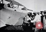 Image of Charles Lindbergh at Canal Zone Panama City Panama, 1928, second 50 stock footage video 65675031388