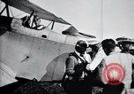 Image of Charles Lindbergh at Canal Zone Panama City Panama, 1928, second 52 stock footage video 65675031388
