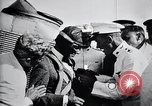 Image of Charles Lindbergh at Canal Zone Panama City Panama, 1928, second 54 stock footage video 65675031388