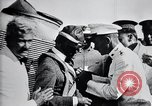 Image of Charles Lindbergh at Canal Zone Panama City Panama, 1928, second 55 stock footage video 65675031388