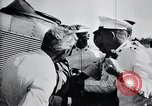 Image of Charles Lindbergh at Canal Zone Panama City Panama, 1928, second 60 stock footage video 65675031388